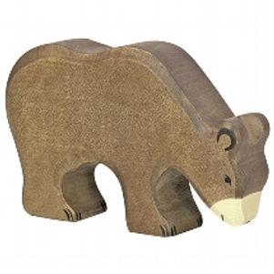 Holztiger Brown Bear, Feeding