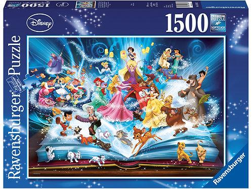 Ravensburger Disney Storybook, 1500pc Jigsaw Puzzle