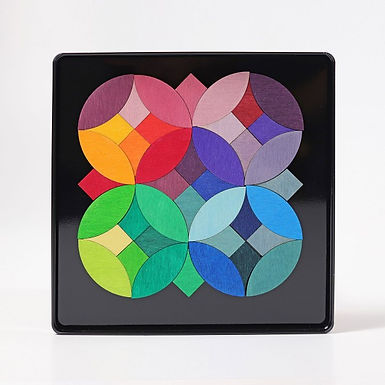 Grimms Magnet Puzzle Circles