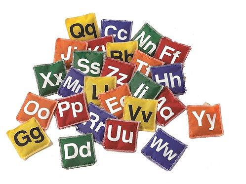 Edx Education Alphabet Bean Bags