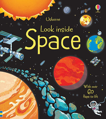 Books - Look Inside Space