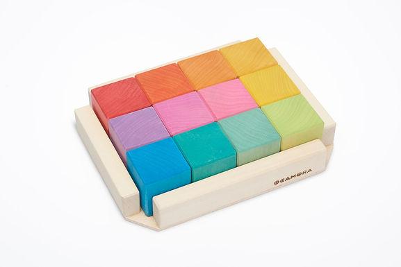 Ocamora Cubes � Colour