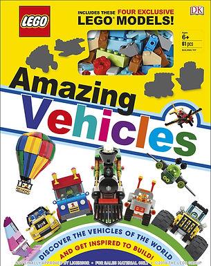 Books - LEGO Amazing Vehicles
