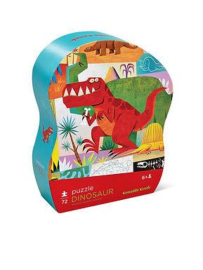 Crocodile Creek Dinosaur 72 piece Junior Jigsaw Puzzle