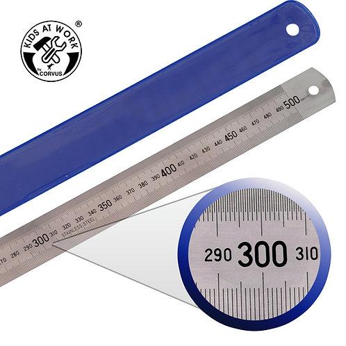 Tools for Juniors  Steel Ruler 50 Cm