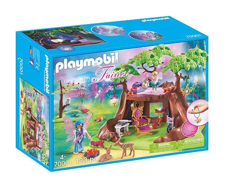 Playmobil 70001 Fairy Forest House