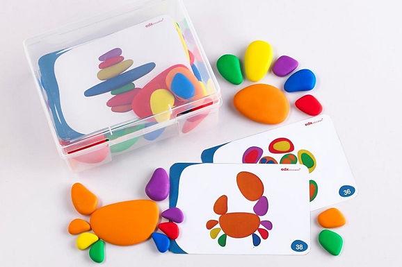 Edx Education Rainbow Pebbles