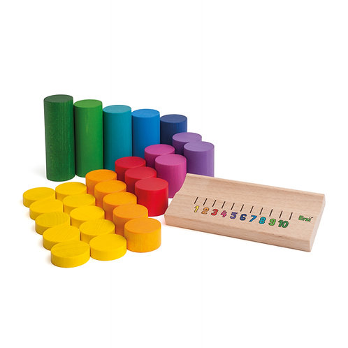 Erzi Educational Game  Counting Up to Ten