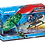 Thumbnail: Playmobil 70569 City Action Police Parachute Search