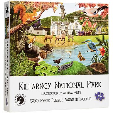 Gosling Games Killarney National Park 500 Piece Puzzle