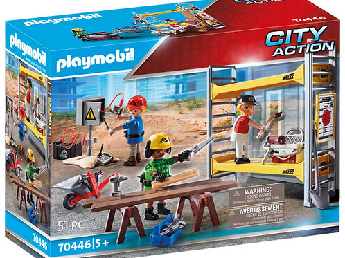 Playmobil 70446 City Action Construction Scaffold
