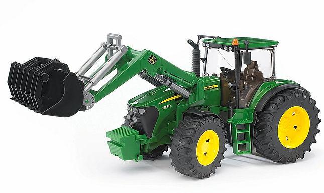 Bruder John Deere 7930 Tractor W/Loader