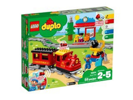 LEGO® DUPLO® 10874 Steam Train