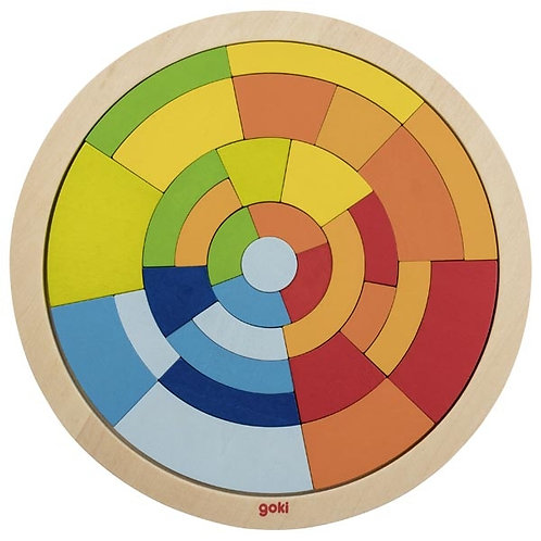 Goki Puzzle Circle (96 Pieces)
