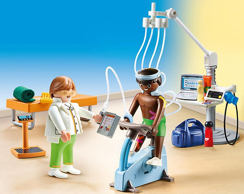 Playmobil 70195 Physical Therapist