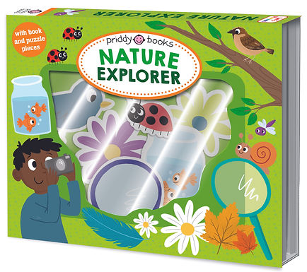 Books - Let's Pretend Nature Explorer