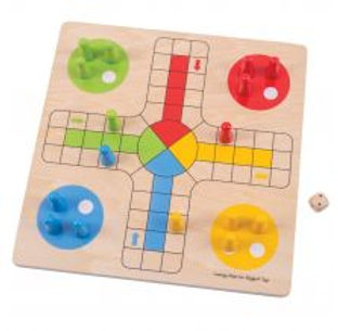 BigJigs Traditional Ludo