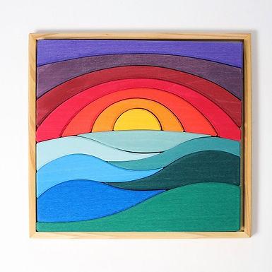 Grimms Creative Puzzle Landscape