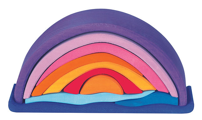 Gluckskafer Purple Sunrise Set