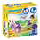 Thumbnail: Playmobil 1.2.3 70401  Unicorn Carriage with Fairy