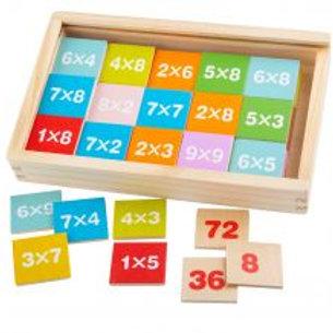 BigJigs Times Table Box