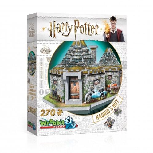 WREBBIT Harry Potter: Hagrid's Hut
