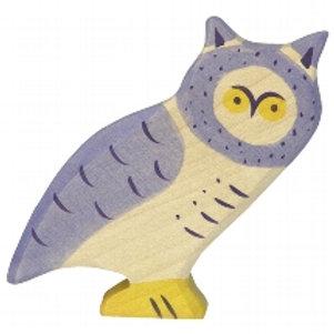 Holztiger Owl