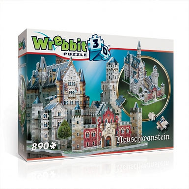 WREBBIT - Neuschwanstein Castle