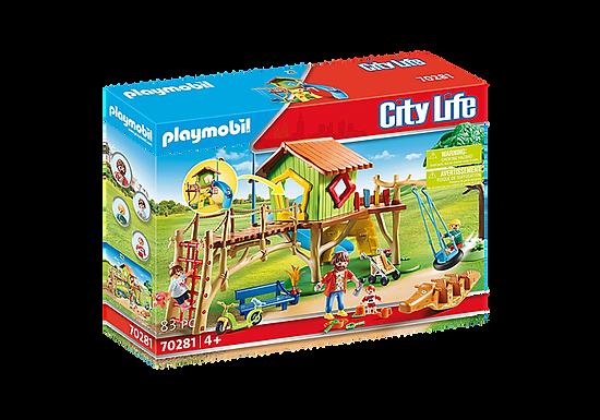 Playmobil 70281 City Life Pre-School Adventure Playground