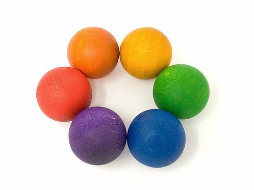 Grapat 6 X Balls (6 Colors)