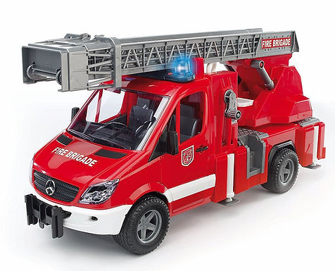 Bruder Mb Sprinter Fire Engine
