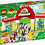 Thumbnail: DUPLO 10951 Horse Stable & Pony Care
