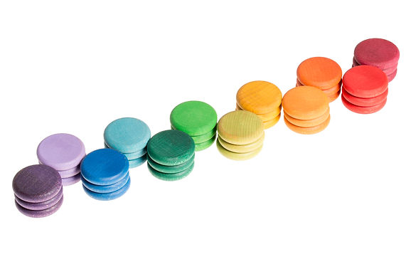 Grapat 36 X Coins (12 Colors)