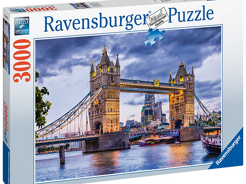 Ravensburger Looking Good, London, 3000pc Jigsaw Puzzle