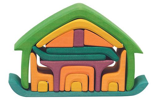 Gluckskafer Green All-in House