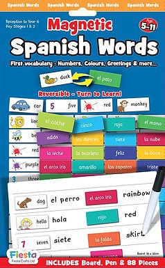 Fiesta Crafts Spanish Words