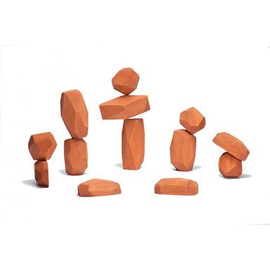 Ocamora 13 Clay Stones