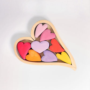 Grimms Red Hearts