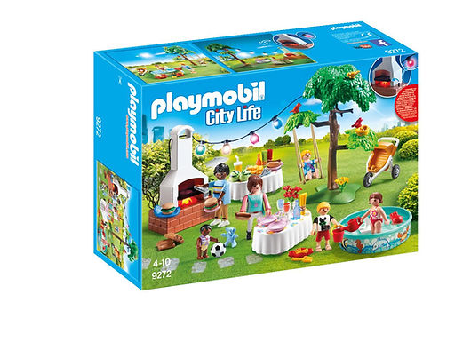 Playmobil 9272 City Life Housewarming Party