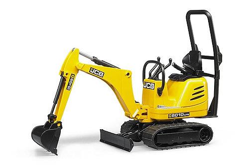 Bruder Bworld JCB Micro Excavator 8010 CTS