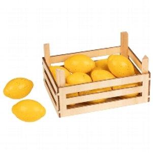 Goki Lemons In Fruit Crate