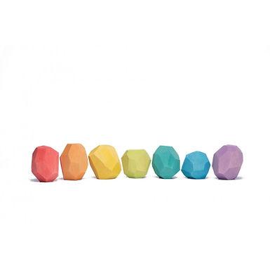 Ocamora 7 Colour Stones
