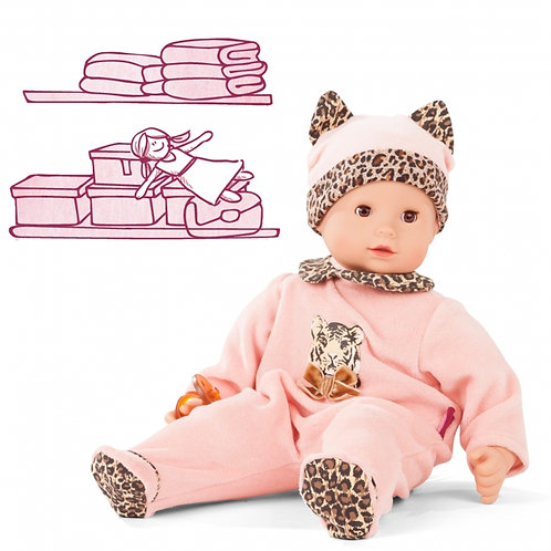Gotz Dolls Maxy Muffin Tigeresque