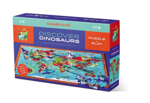 Crocodile Creek Discover Dinosaur World