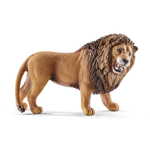 Schleich Lion, Roaring