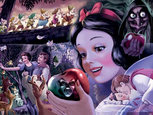 Ravensburger Disney Princess Heroines No.1 - Snow White 1000pc Jigsaw Puzzle