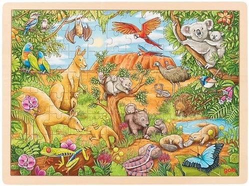 Goki Austrailian Animals