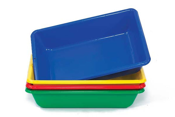 Edx Education Colour Sand And Water Trays