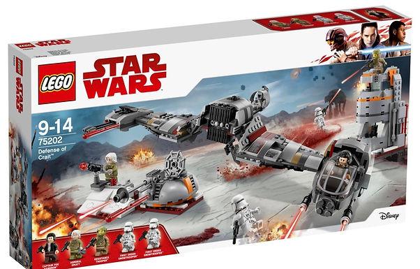 Lego® 75202 Star Wars Defense of Crait