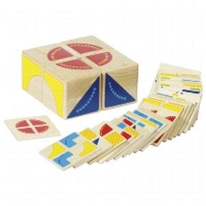 Goki Puzzle Game, Kubus